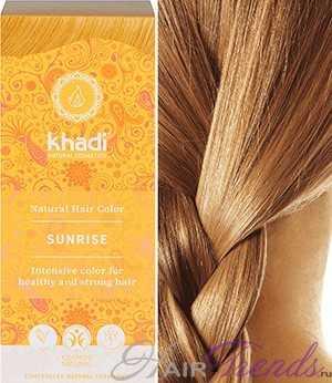 Хна Кхади – растительная краска для волос