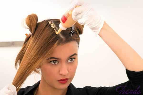 Как часто надо красить волосы краской