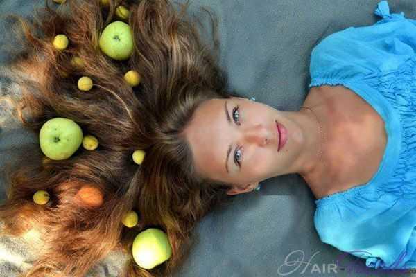 Как избавиться от запаха волос