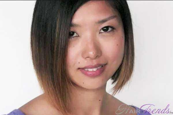Как подстричь волосы и сделать каре
