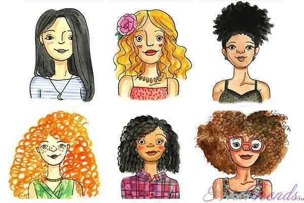 Как узнать тип волос