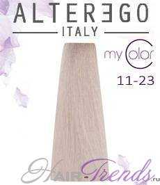 Alter Ego My Color 11/23, тон Ультра платиновый блондин