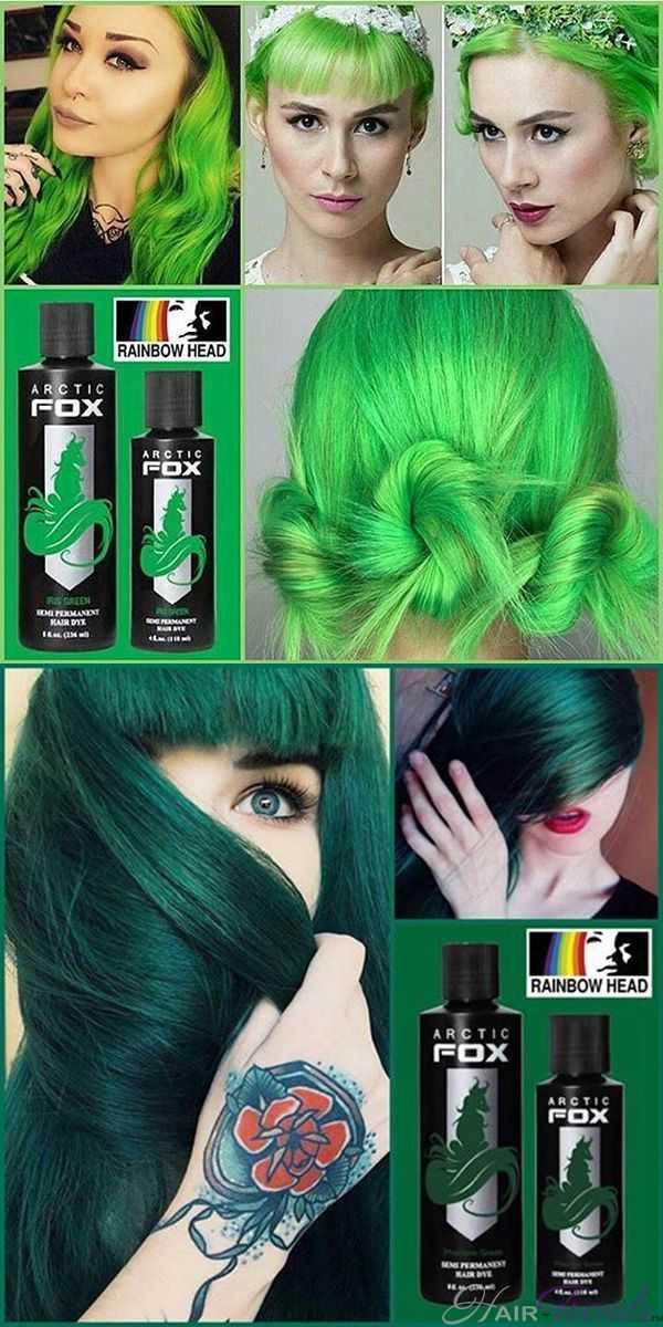 Краска для волос Arctic Fox