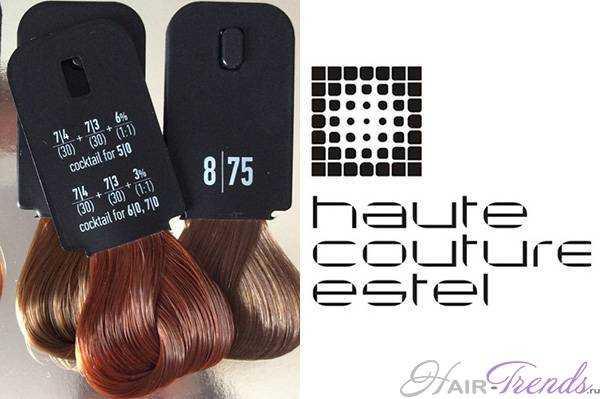 Краска для волос эстель от кутюр палитра цветов