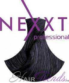 NEXXT Professional 1.1, тон иссиня-черный