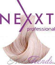 NEXXT Professional 12.01, тон блондин пепельный