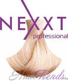 NEXXT Professional 12.70, тон блондин коричневый