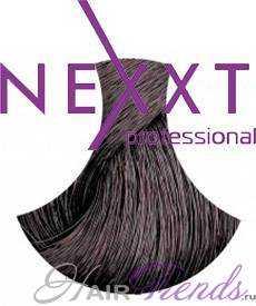 NEXXT Professional 4.16, тон шатен пепельно-фиолетовый
