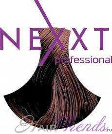 NEXXT Professional 4.86, тон шатен махагон фиолетовый