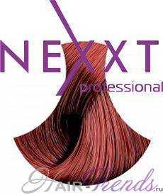 NEXXT Professional 5.43, тон cветлый шатен медно-золотистый
