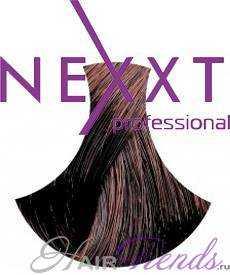 NEXXT Professional 5.7, тон светлый шатен коричневый
