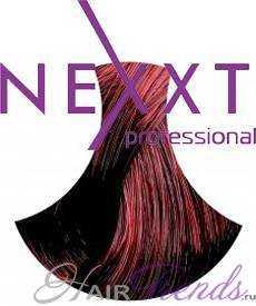 NEXXT Professional 5.8, тон светлый шатен махагон