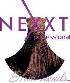 NEXXT Professional 5.86, тон светлый шатен махагон фиолетовый