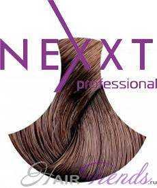 NEXXT Professional 6.13, тон темный русый пепельно-золотистый