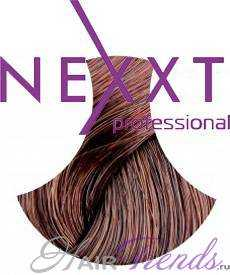 NEXXT Professional 6.15, тон темный русый пепельно-красный