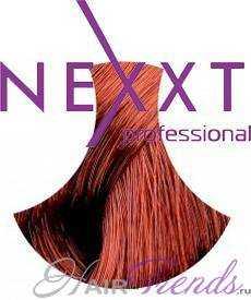 NEXXT Professional 6.4, тон темный русый медный