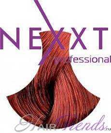 NEXXT Professional 6.43, тон темный русый медно-золотистый