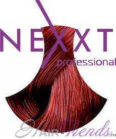 NEXXT Professional 6.54, тон темный русый красно-медный