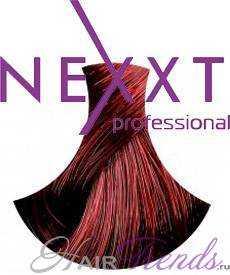 NEXXT Professional 6.55, тон темный русый красный насыщенный