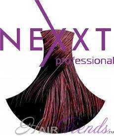NEXXT Professional 6.65, тон тёмно-русый фиолетово-красный