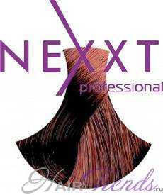 NEXXT Professional 6.86, тон темный русый махагон фиолетовый