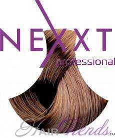 NEXXT Professional 7.13, тон средний русый пепельно-золотистый