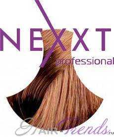 NEXXT Professional 7.36, тон средний русый золотисто-фиолетовый