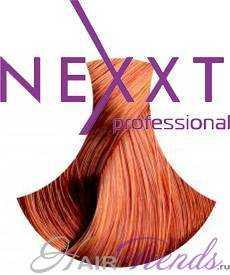 NEXXT Professional 7.43, тон средний русый медно-золотистый