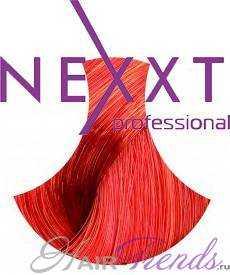 NEXXT Professional 7.45, тон средний русый медно-красный