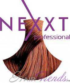 NEXXT Professional 7.48, тон средний русый медно-махагоновый