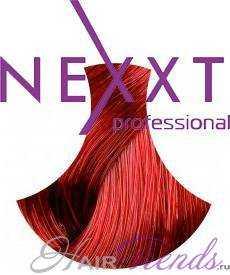 NEXXT Professional 7.55, тон средний русый красный насыщенный