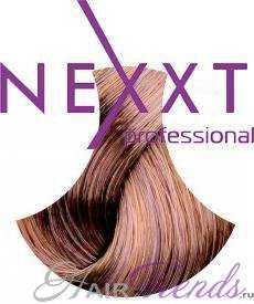 NEXXT Professional 8.1, тон светлый русый пепельный