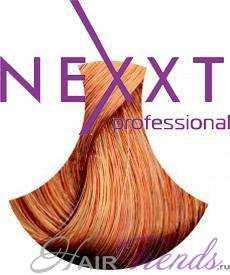 NEXXT Professional 8.48, тон светлый русый медно-махагоновый