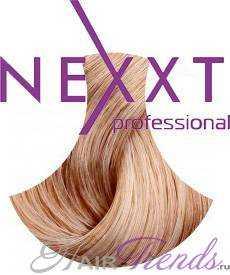 NEXXT Professional 9.13, тон блондин пепельно-золотистый