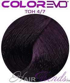 Селектив Колор Эво 4.7 каштановый фиолетовый