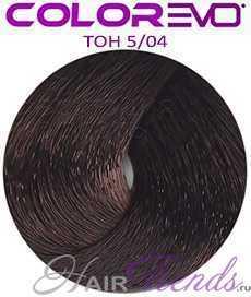 Селектив Колор Эво 5.04 светлый каштановый эбеновое дерево
