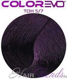 Селектив Колор Эво 5.7 светлый каштановый фиолетовый