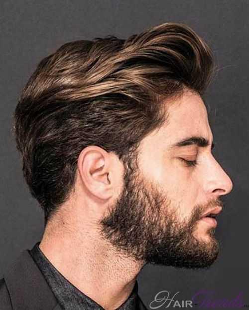 Красят ли мужчины волосы