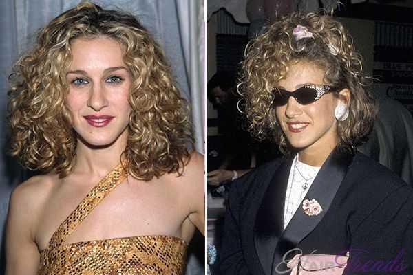 Лучшие прически 90-х, которые сегодня удивят вас