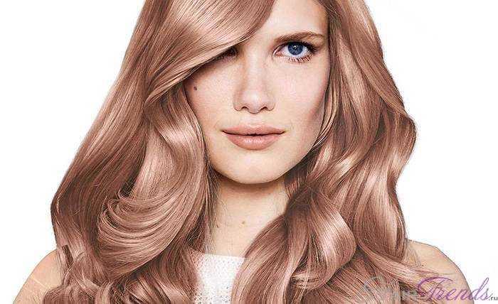 Лучший цвет волос на весну