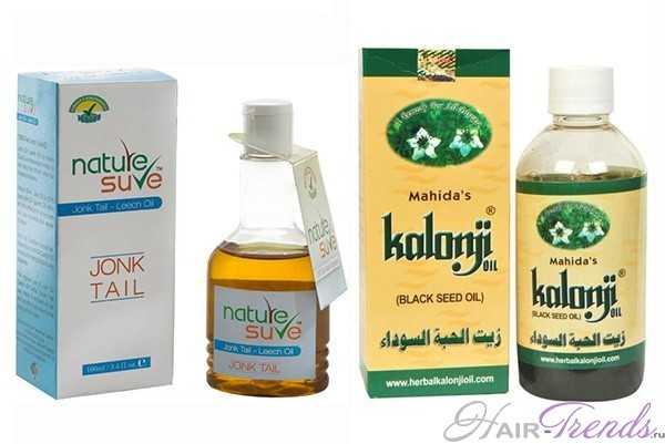 Масло калонджи – применение для лечения выпадения волос