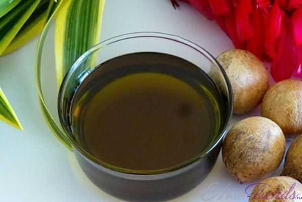 Масло таману, применение для волос