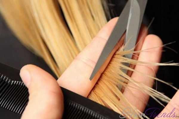 Недостаток белка в составе волос