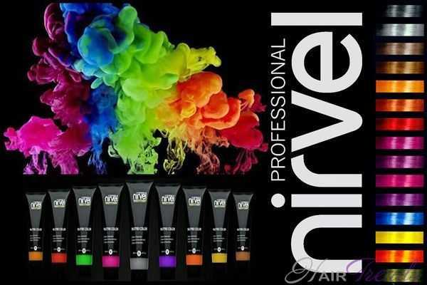 полуперманентная краска для волос