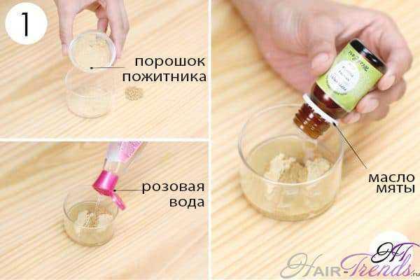 Розовая вода для волос, как использовать