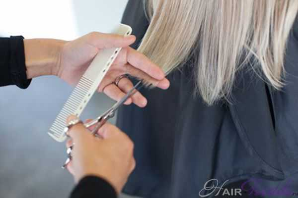 Старение волос. Правильный уход за стареющими волосами