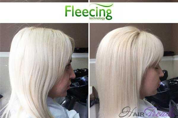 современные технологии для объема волос