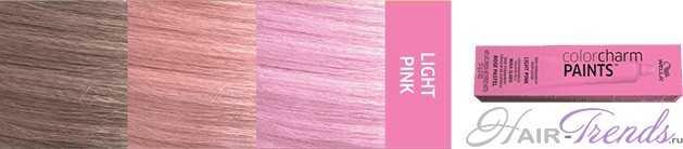 Wella Color Charm Paints Светло-розовый