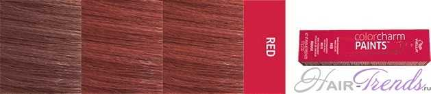 Wella Color Charm Paints Красный